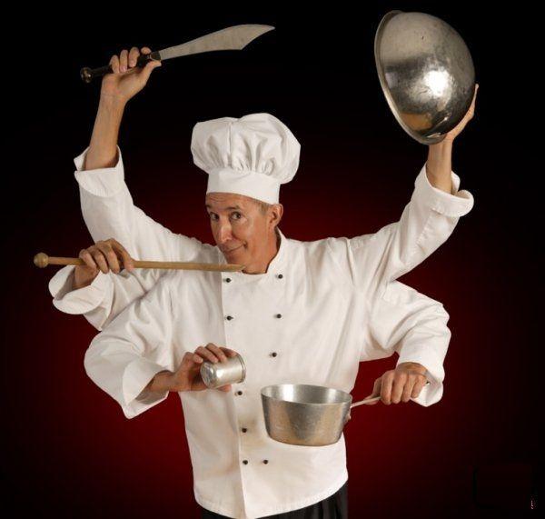 23 Хитрощі, які використовує на кухні шеф-кухар