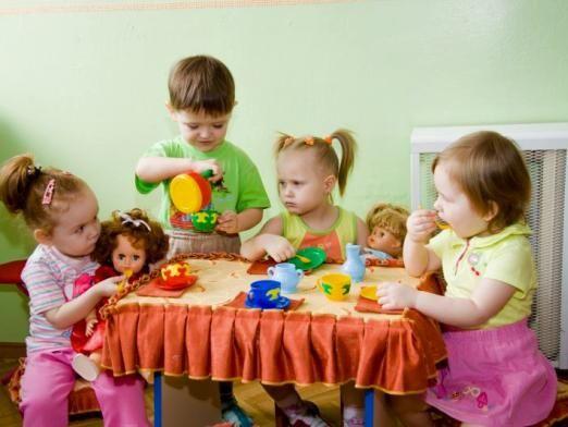 Що потрібно в дитячий сад?