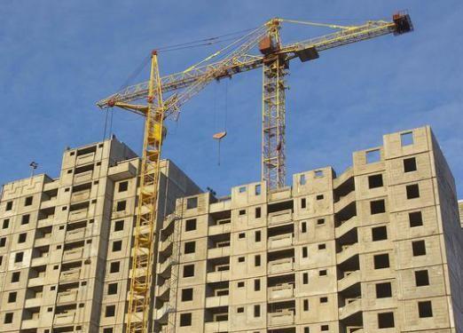 Що стосується будівництва?