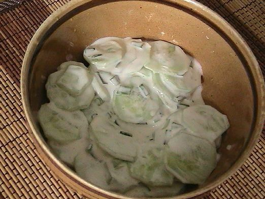 Що приготувати з огірків?