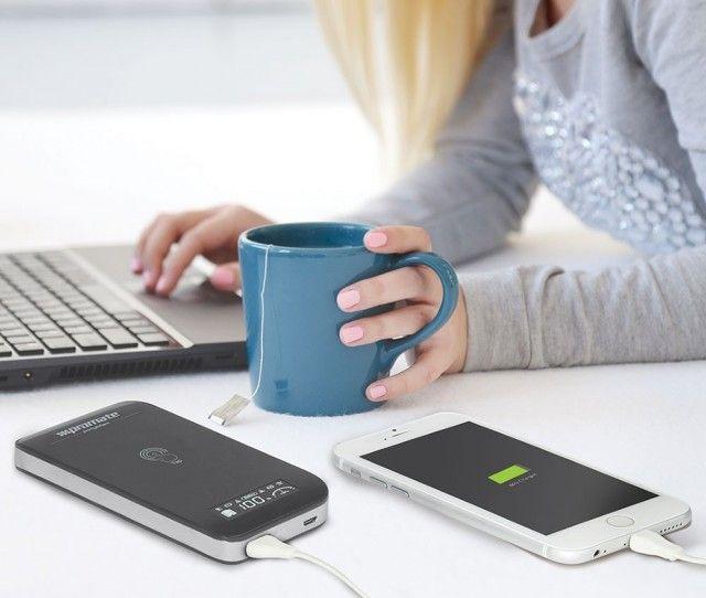 Для чого потрібен power bank - переносний акумулятор для телефону?