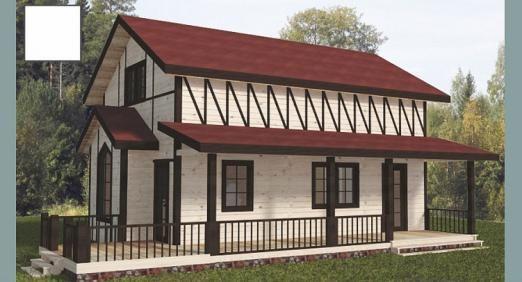 Де в санкт-петербурзі замовити будівництво будинку з бруса?