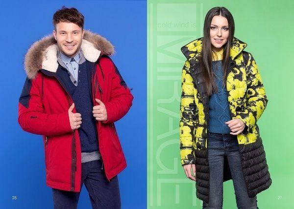 Головна покупка осені - зимова куртка