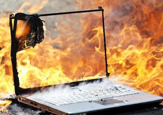 Гріється ноутбук: що робити?