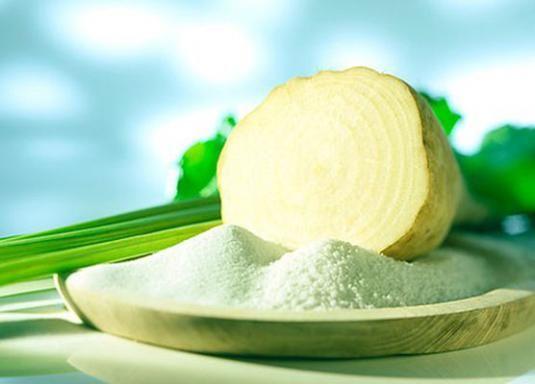 З чого роблять цукор?