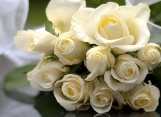 До чого сняться білі троянди?