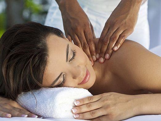 Як робити масаж шиї?