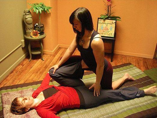 Як робити тайський масаж?