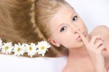 Як використовувати ромашку для волосся