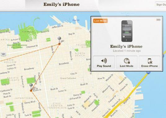 Як знайти втрачений Айфон (iPhone)?