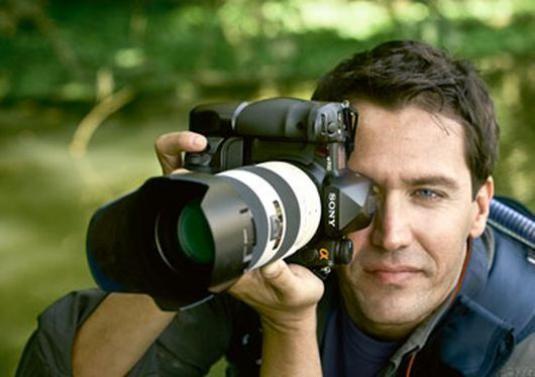 Як навчитися фотографувати?