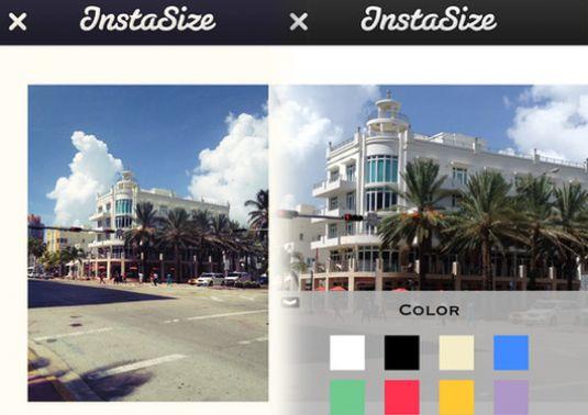 Як обрізати фото в інстаграм?