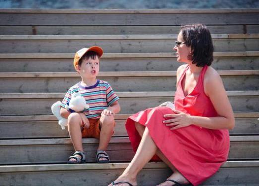 Як спілкуватися з дитиною?