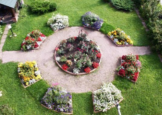 Як оформити сад?