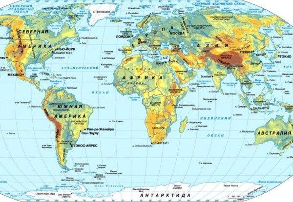 Як визначити географічну широту - покрокове керівництво