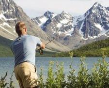 Як організувати риболовлю в норвегії