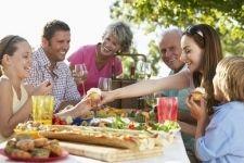 Як організувати сімейний обід