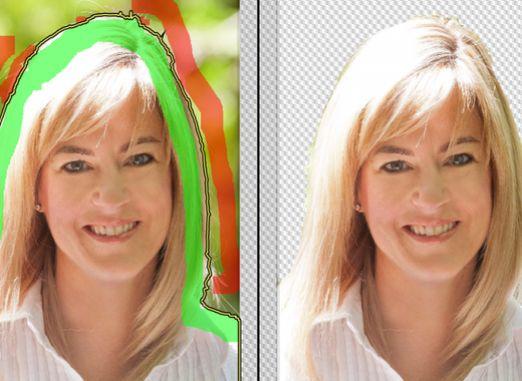 Як поміняти фон на фотографії?