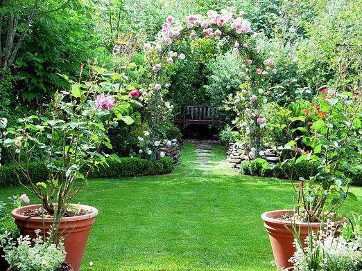 Як посадити сад?