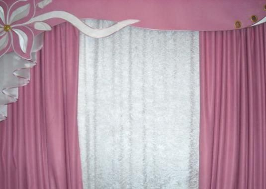 Як пошити штори своїми руками?