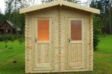 Як побудувати садовий туалет
