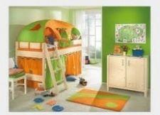 Як правильно підібрати кольори для дитячої кімнати