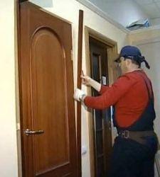 Як правильно встановлювати двері