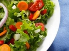 Як приготувати дієтичний салат