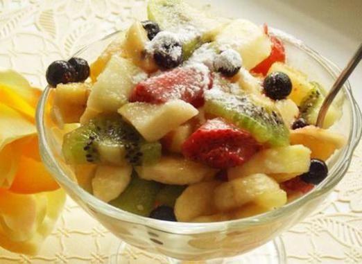 Як приготувати фруктовий салат?