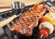 Як приготувати м`ясо на грилі