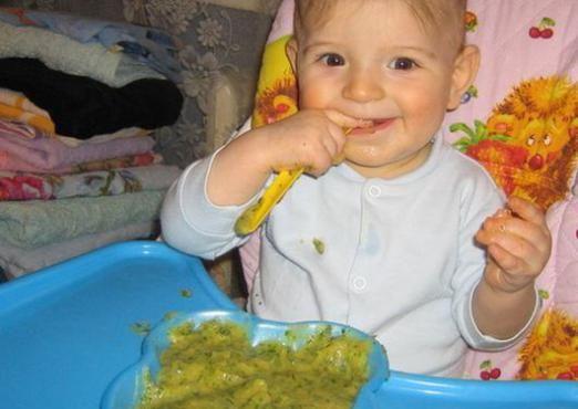 Як приготувати овочеве пюре дитині?