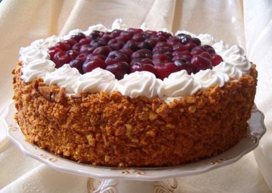 Як приготувати торт?