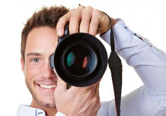 Як професійно фотографувати?