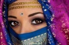 Як зробити арабський макіяж очей