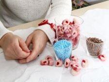 Як зробити браслет-фенечки з бісеру
