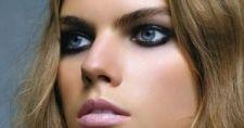 Як зробити димчастий макіяж очей