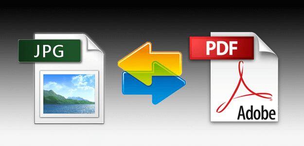 Як зробити з jpg pdf?
