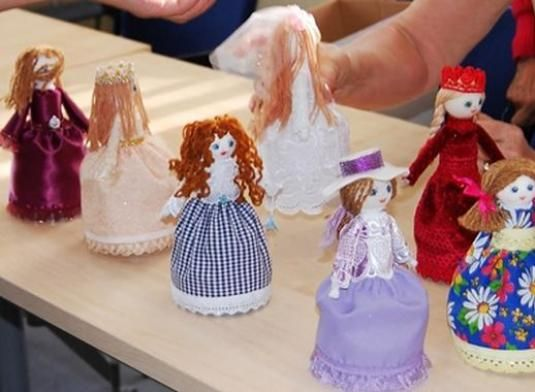 Як зробити ляльку своїми руками?