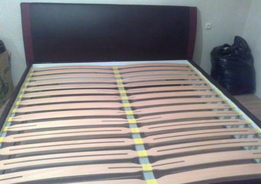 Як зібрати ліжко?