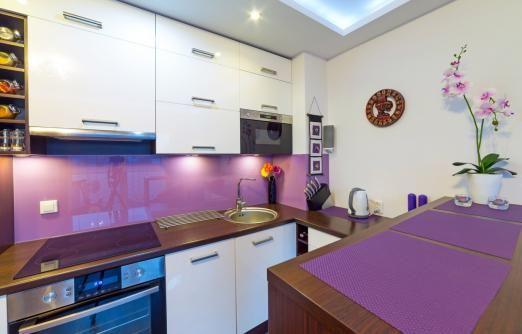 Як створити незвичайний дизайн кухні?