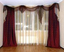Як зшити штори