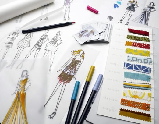 Як стати дизайнером одягу?