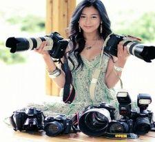 Як стати фотографом