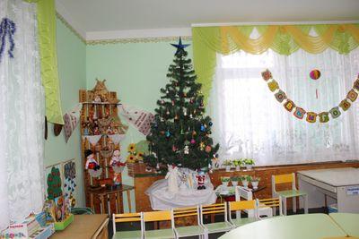 Як прикрасити групу дитячого саду?
