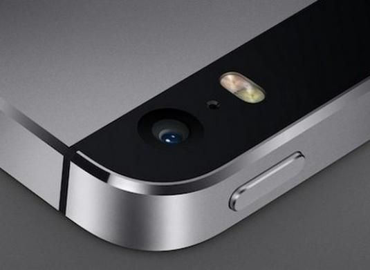 Як включити айфон 5s?