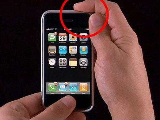 Як включити iPhone?