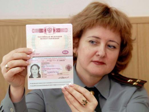 Як вписати дитину в закордонний паспорт?