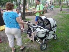 Як вибрати коляску люлькою
