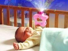 Як вибрати світильник в дитячу