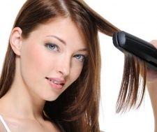 Як випрямити волосся